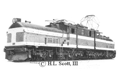 Milwaukee Road #E5